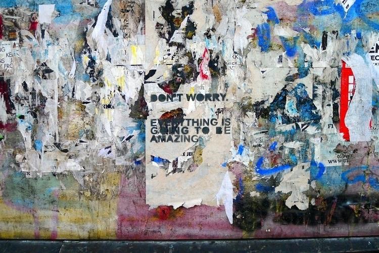 dontworry, graffiti, graffiti,urban,street,character - andrewkgreen | ello
