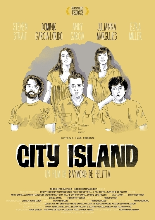 - City Island movie poster - movieposter - pim-1397 | ello