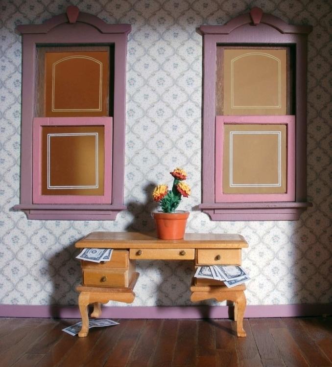 dollhouse, photography, flowers - juliamazur | ello