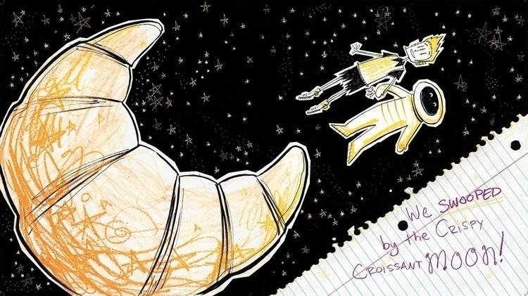 Starr Doodlenaut - Crispy Crois - maggiemcaton | ello