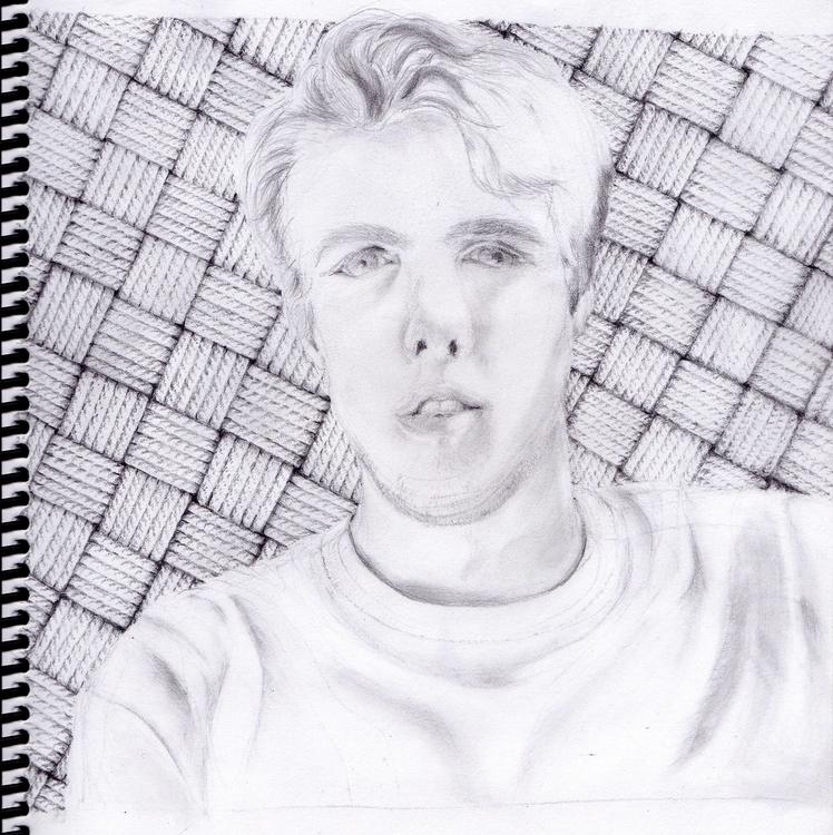 hubby! graphite pencils - illustration - emilygrobler | ello