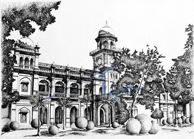 Punjab University, Lahore, Paki - zehranaqavi14 | ello