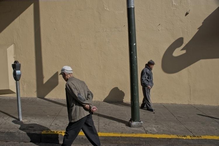 walking, San Francisco, Califor - frankfosterphotography | ello