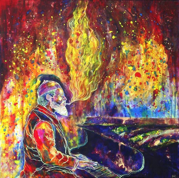 Thelonious Monk - djembecanvas | ello