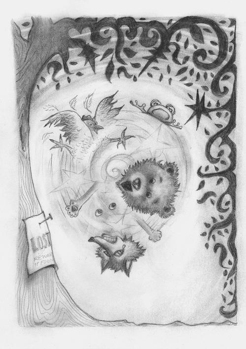 sketchbook, doodle, doodles, pencil - catsnodgrass   ello