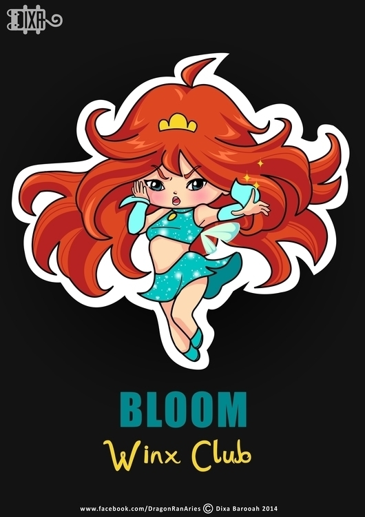 Winx Club! Bloom! watch kid xD  - dragonranaries | ello