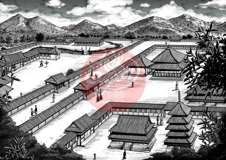 [Manga] Japanes Mid Age Landsca - redsugarstudio | ello
