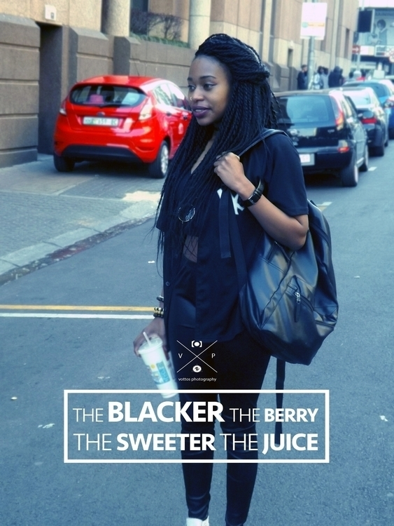 Blacker Berry, Sweeter Juice - photography - vottos   ello
