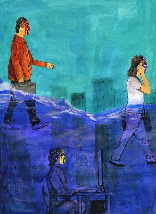 Workplace persona - illustration - ononlao | ello