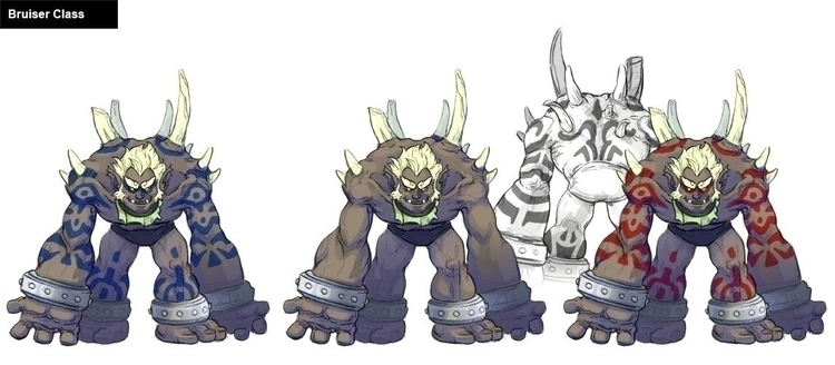 illustration, characterdesign - burntmoth19   ello
