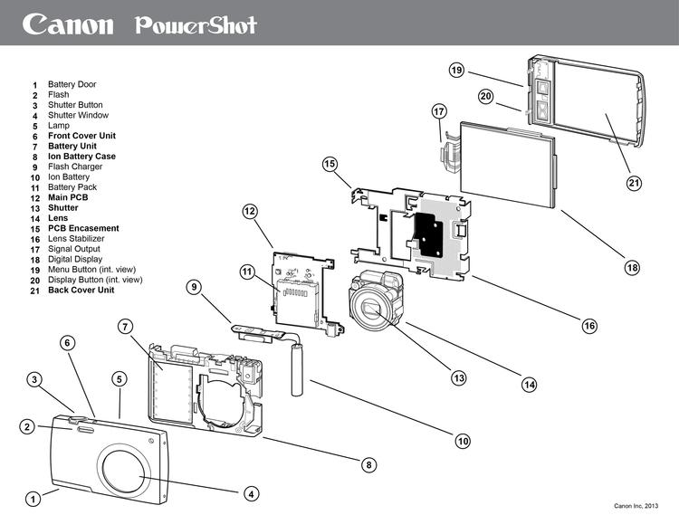 Technical Illustration - camera - zickkori | ello