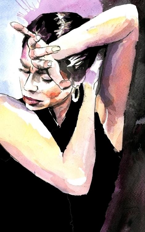 Beatriz Martin famouse flamenco - ken-1370 | ello