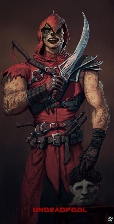 Deadpool - saadvenomx | ello