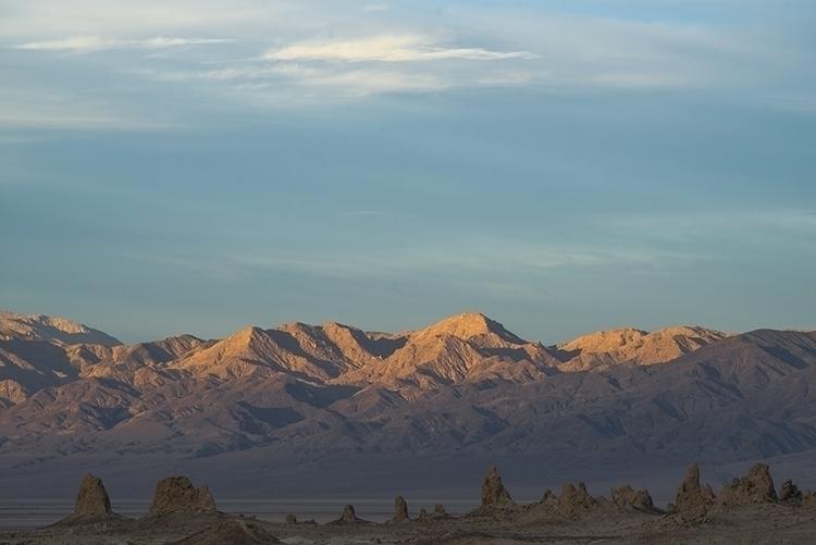 light peaks - photography, sunset - frankfosterphotography   ello