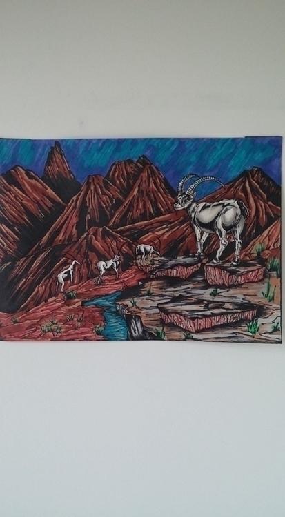 Mountain Fauna - pavlospapadopoulos | ello