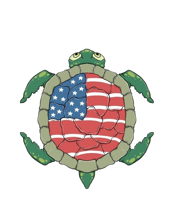 FREE sea turtle, STRONG shell - seaturtle - zita-3948 | ello