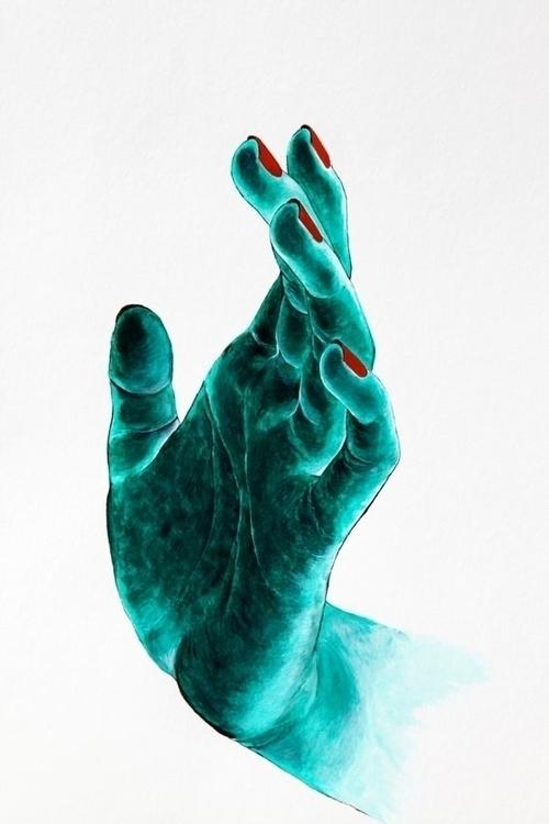 Hand - jimwuk | ello