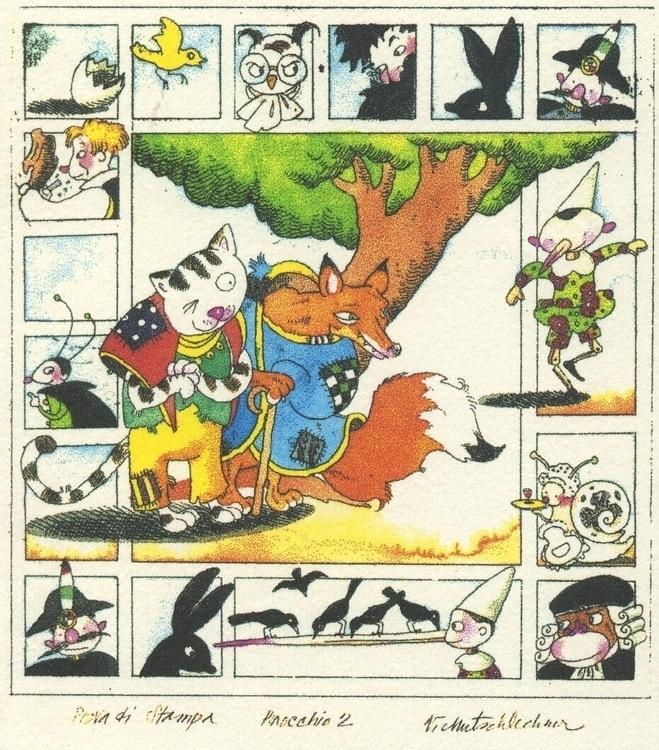Pinocchio - valeriamutschlechner | ello