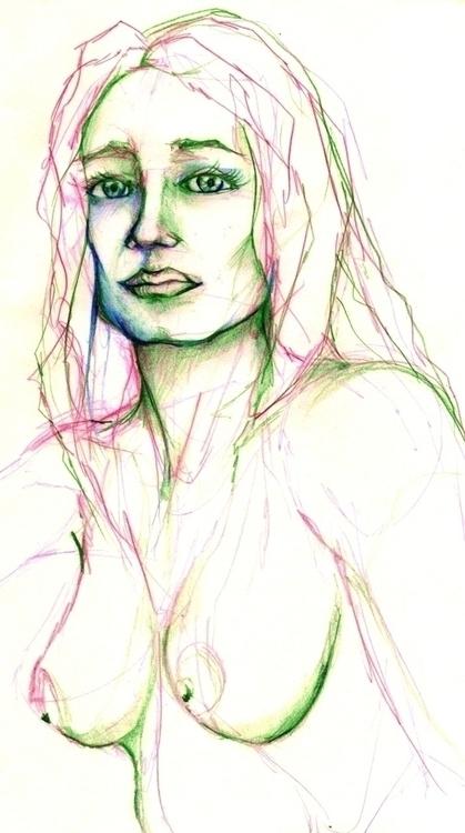 portrait figure - figuredrawing - jeremieduval | ello