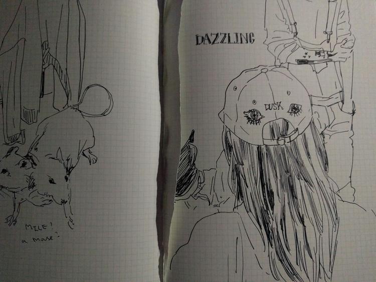 illustration, doodle, pen, drawing - mioim | ello