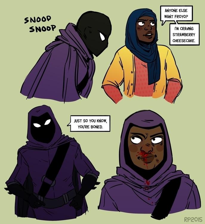 design Spoiler, Sudanese-Americ - rachelpoulson | ello
