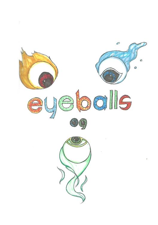 09 Eyeball - illustration, characterdesign - hotshots2000 | ello