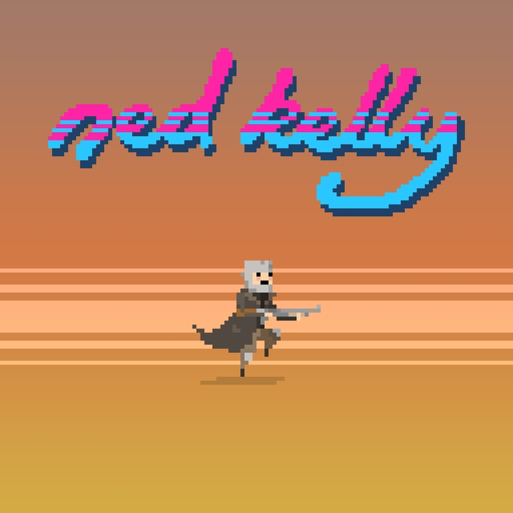 Ned Kelly - Super Time Force st - planckpixels | ello