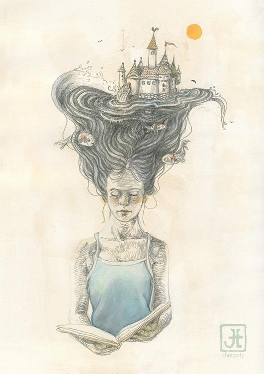 underseastorytelling, castle - checanty | ello