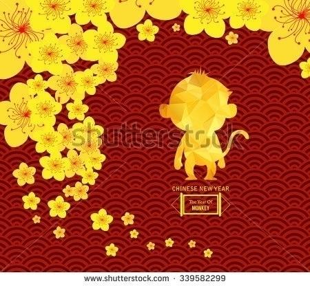 chinese year template backgroun - ngocdai86 | ello