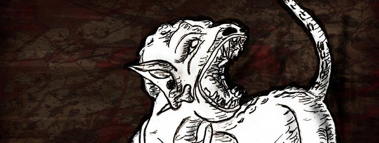 drawing, rpg, ágorarpg - mike_chaos | ello