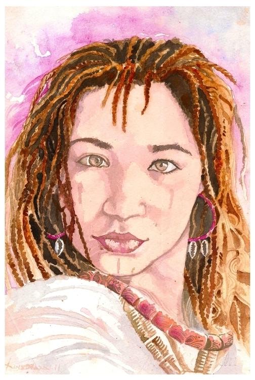 elena gondra - painting - sunnyefemena | ello