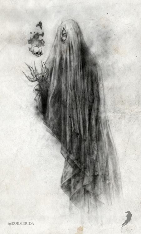 illustration, drawing - robmerida   ello
