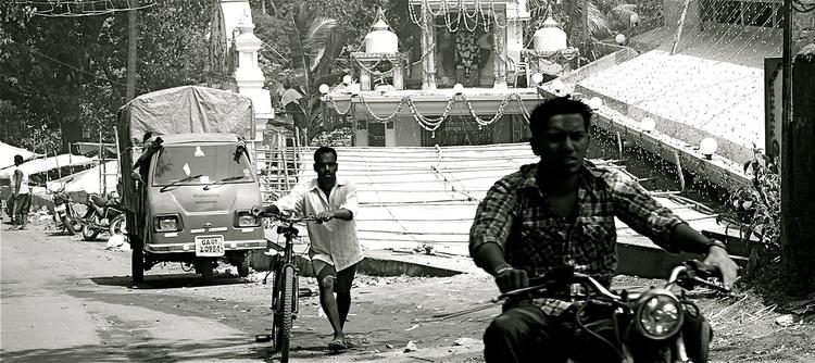 Chapora - travel, photography, blackandwhite - stefanolazzaro | ello