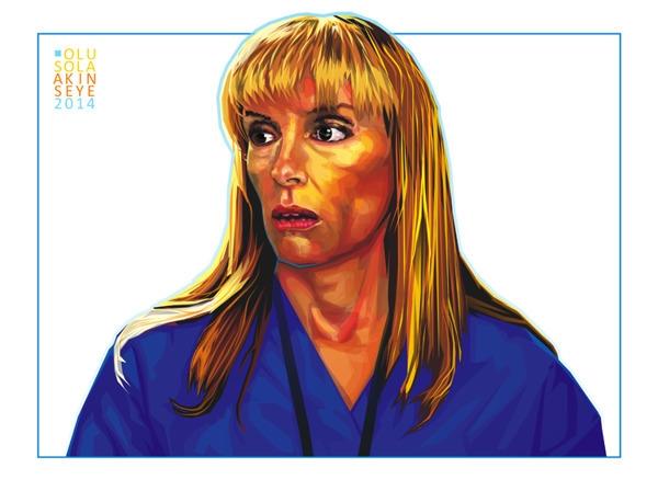 Toni Collette Dr. Ellen Sanders - shola-5390 | ello