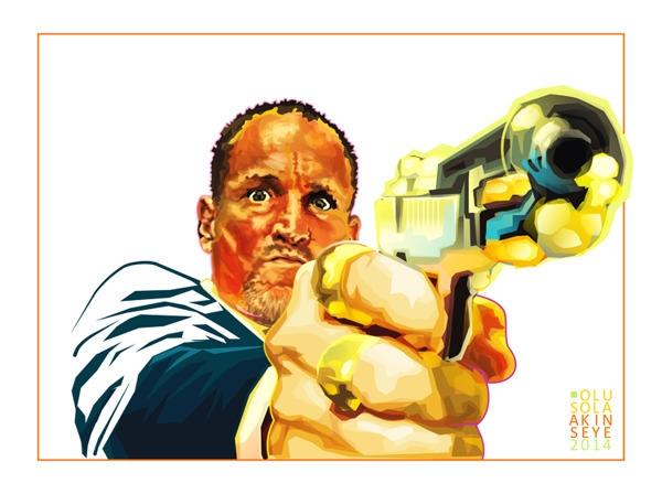 Woody Harrelson Charlie (Psycho - shola-5390 | ello