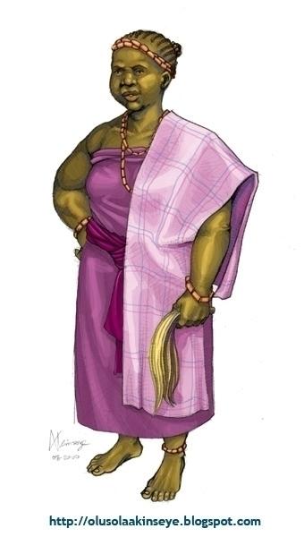 IYALODE queen women' title rese - shola-5390 | ello