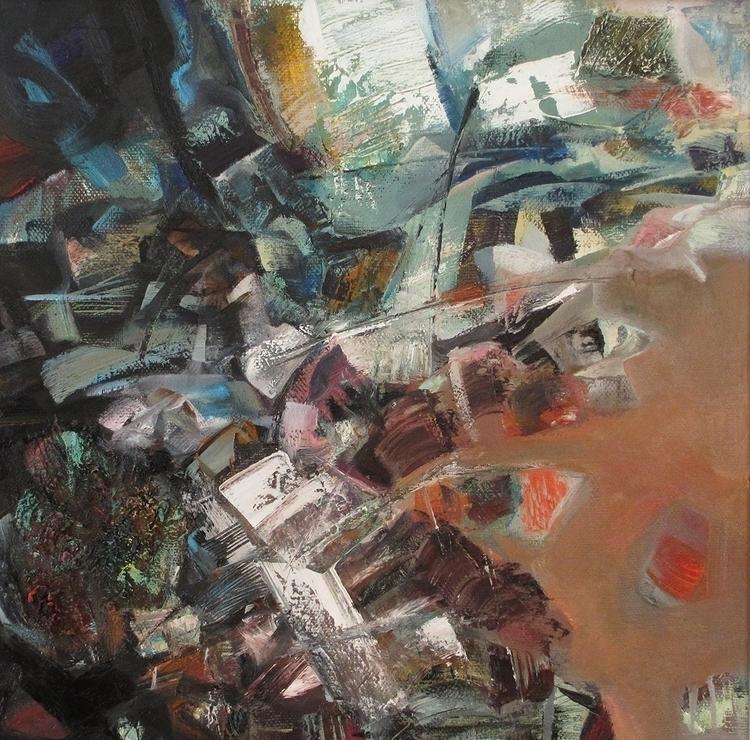 return spring - painting - vladimirmishyra   ello