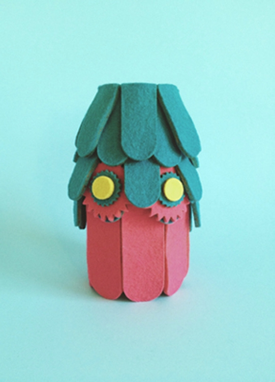 Bubs - Wooden musical toys - characterdesign - ninna-2879 | ello