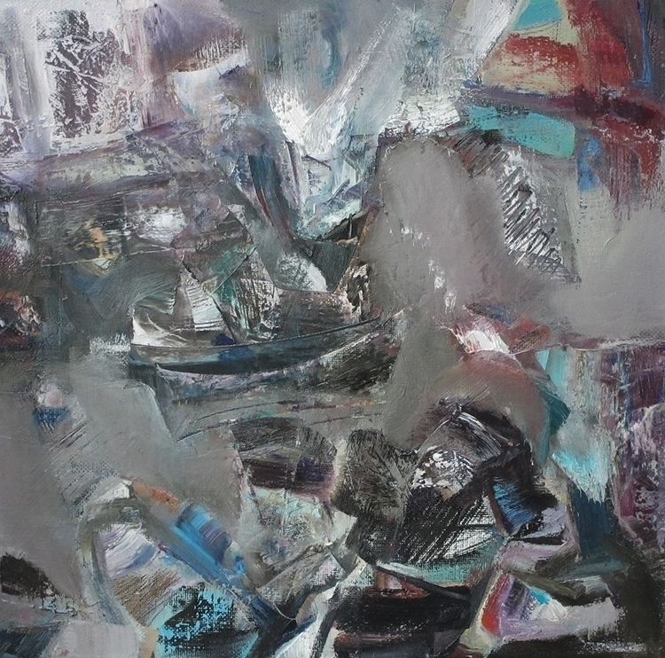 evening box - painting - vladimirmishyra   ello