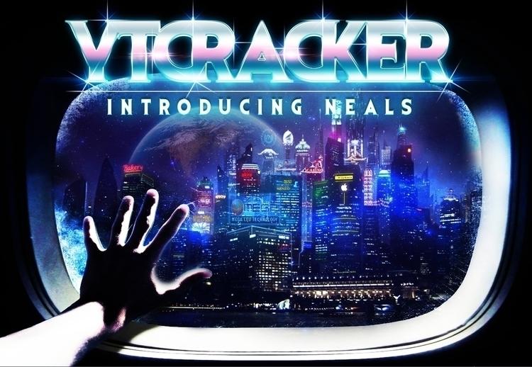 [YTCRACKER EP] Cover album prod - kenzoart | ello