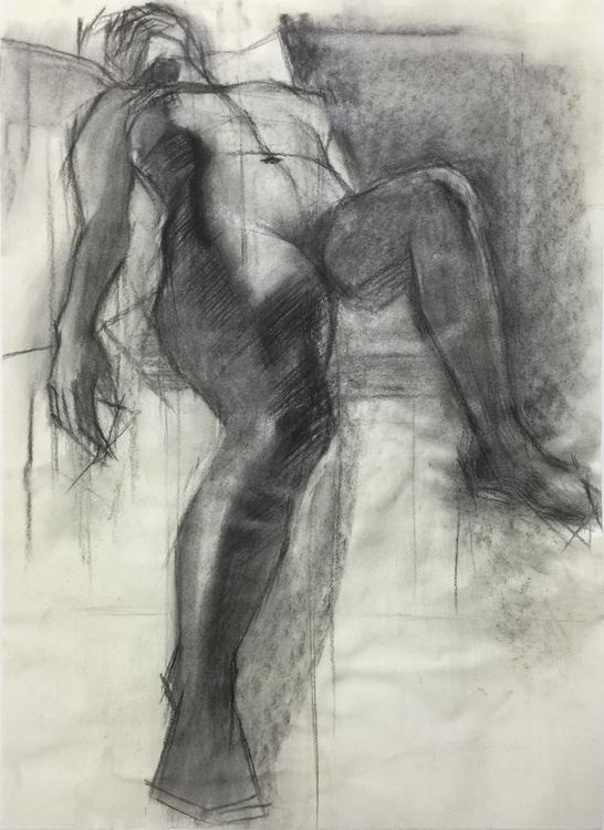 drawing, fineart - atsumikameoka | ello
