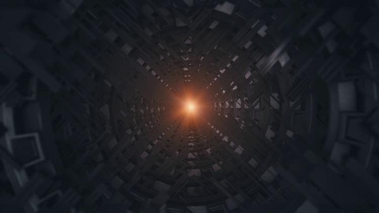 CGI Tunnel 1 - aftereffects, element3d - iaingoodyear | ello