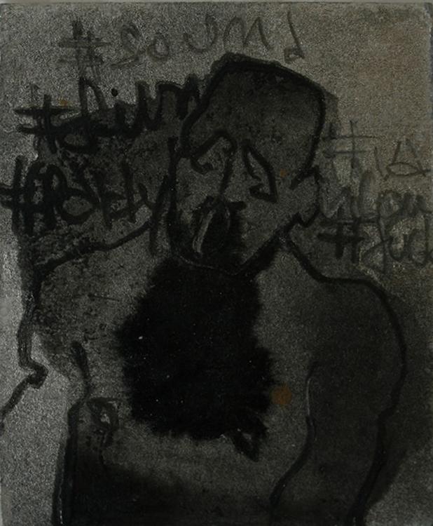 ,,Selfovanje 81.'' ; mixed medi - ivanmitic | ello
