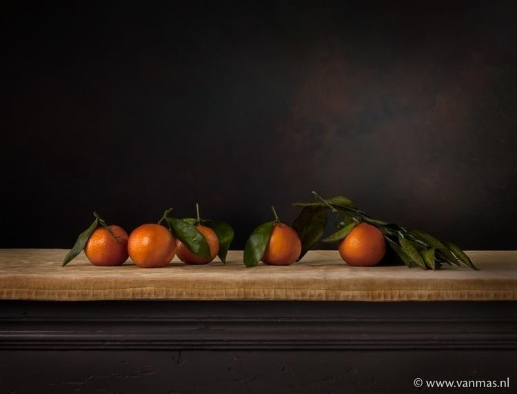 Stilleven met mandarijnen - photography - vanmas   ello