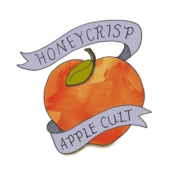Honeycrisp Apple Cult Foodietoo - nancydraws | ello