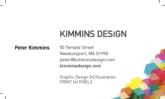 type, design, businesscard - pekimmins | ello