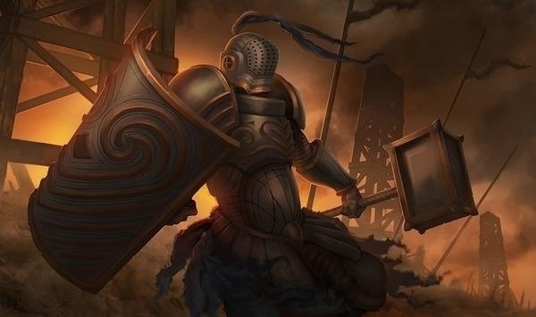 Knight - knight - kamilteczynski | ello