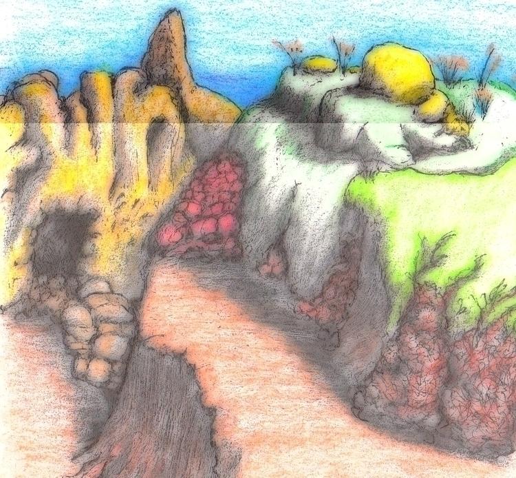 Dreams - illustration - cheechwiz | ello