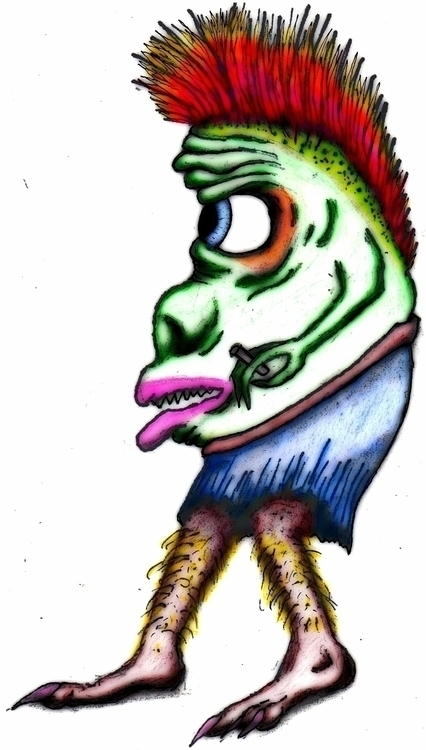 Trolling fun - #critter - cheechwiz | ello