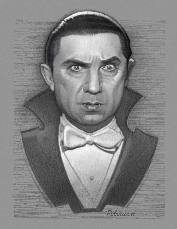Bela Lugosi Dracula (1931 - dwrobins2000 | ello